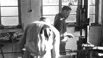 Hammermühle Produktion