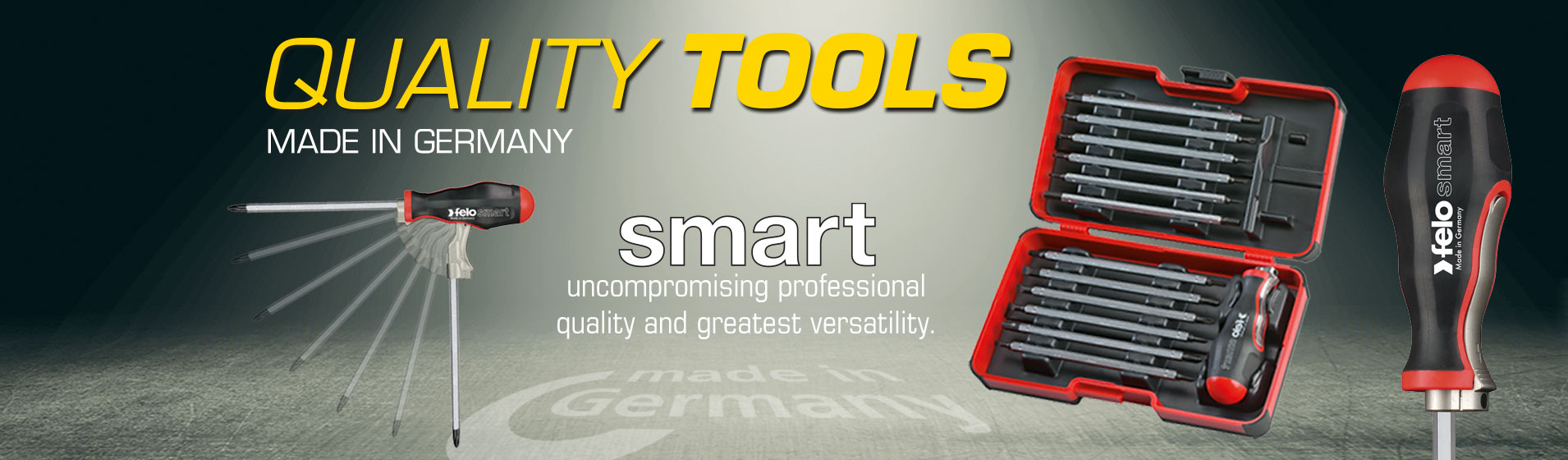 FELO E-SMART - Perfect safety, perfect tool especially for electricians