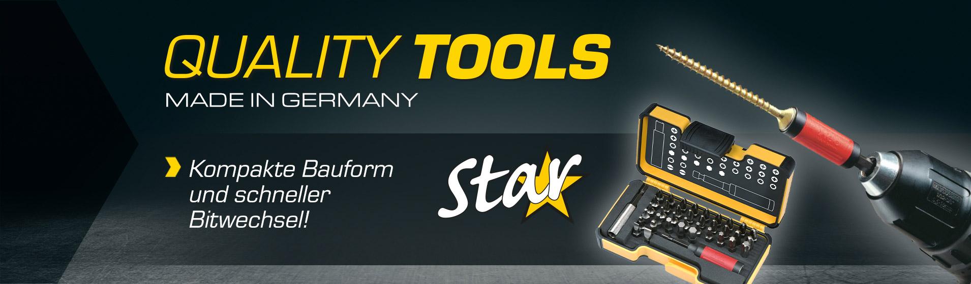 [Translate to RO:] FELO STAR - Kompakte Bauform und schneller Bitwechsel