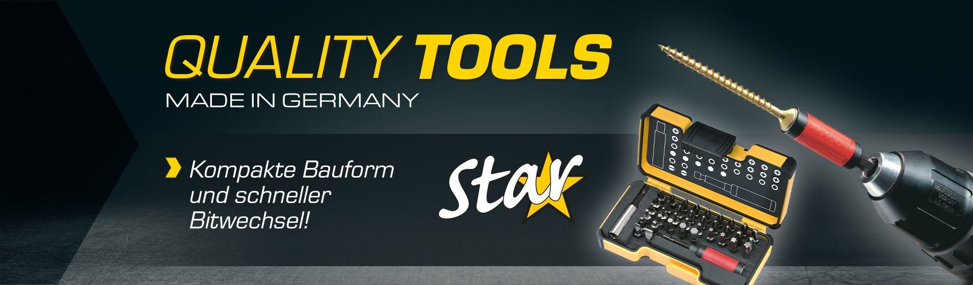 [Translate to HU:] FELO STAR - Kompakte Bauform und schneller Bitwechsel
